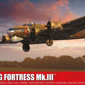 *NEW 1/72 Boeing Fortress Mk.III