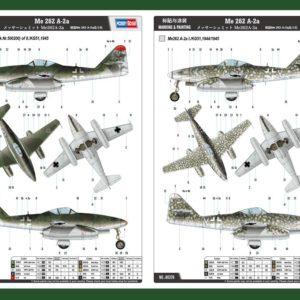 1/48 Me262 A-2a