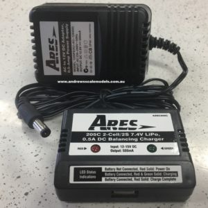 Ares 2S Balance Charger Kit