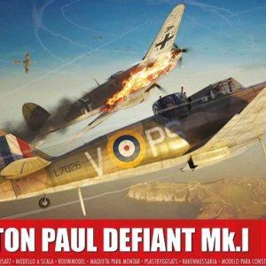 1/48 Boulton Paul Defiant Mk.1