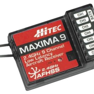 Hitec Maxima 9 Receiver