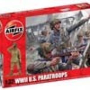 WWII U.S. Paratroops