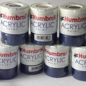 Humbrol Acrylics