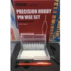 Meng Precision Hobby Pin Vise Set