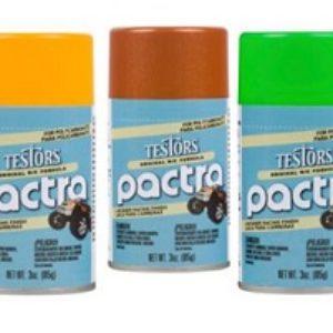 Pactra Polycarbonate Sprays