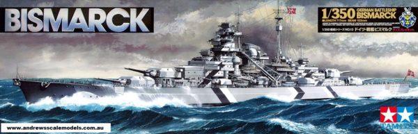 Tam Bismarck 1 350