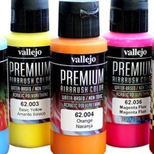Vallejo Acrylic Polyurethane Premium Color
