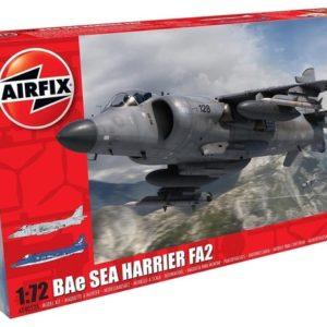 Bae Sea Harrier Fa2 Airfix Model