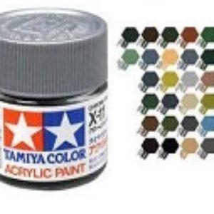 Tamiya Acrylic Mini