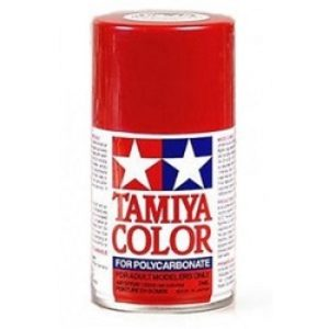 Tamiya Polycarbonate Sprays