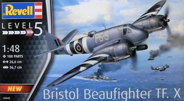 Revell 03943 Beaufightertfx