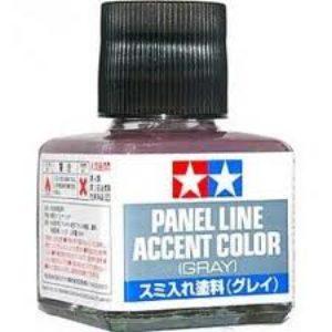 Panellineaccentgrey