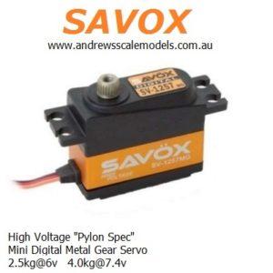 Savox Sv1257mg