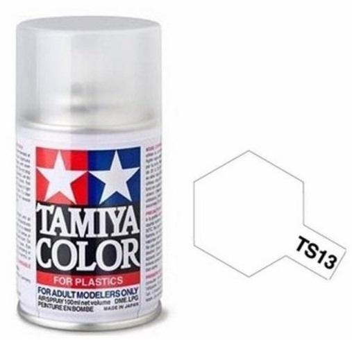Tamiya TS-13 Gloss CLEAR 100ml Spray